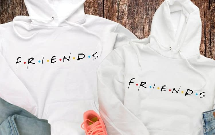 hoodies for friends